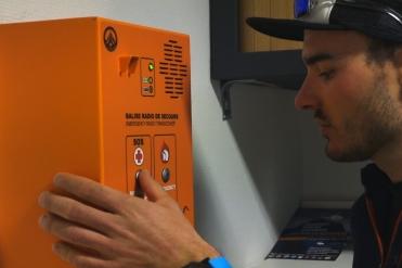 BALISE RADIO Cas pratique : Secours en montagne ICOM