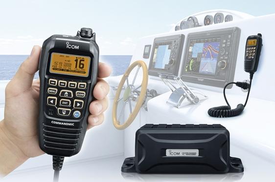 installation-icm400bbe Marine ICOM