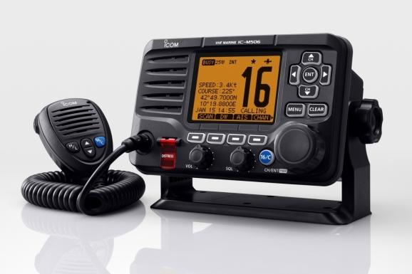 vhf fixe marine icom ic-m506ge Marine ICOM