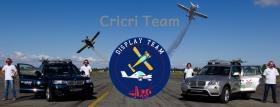 partenariat team cricri icom decollage Partnerships ICOM