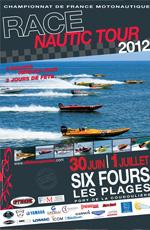 courses motonautiques nautic tour FFM partenaire ICOM Partnerships ICOM