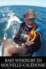 partenariat raid windsurf Alain Gabet Partnerships ICOM