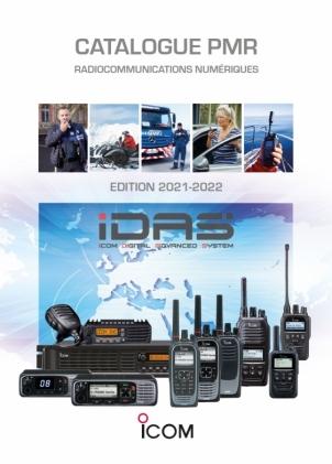 Catalogue PMR 2021- 2022 Radios professionnelles ICOM