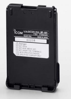 Précautions batteries utilisation stockage conseils ICOM Caution and care ICOM