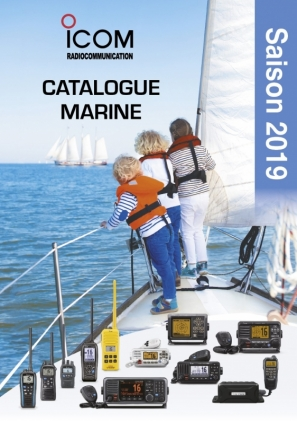 couverture catalogue marine 2019
