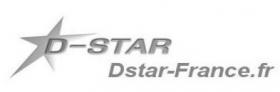 logo Dstar france Radioamateur ICOM