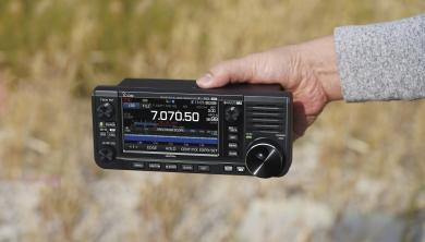 ic-705 transceiver QRP SDR icom Amateur ICOM