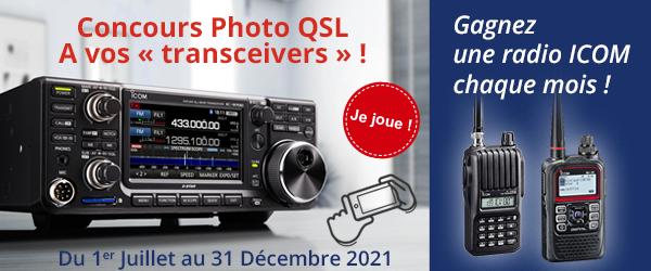 concours photo amateur 2021 Radioamateur ICOM