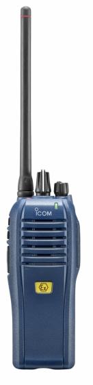 portatif-atex-icom-f3202dex Focus ATEX ICOM